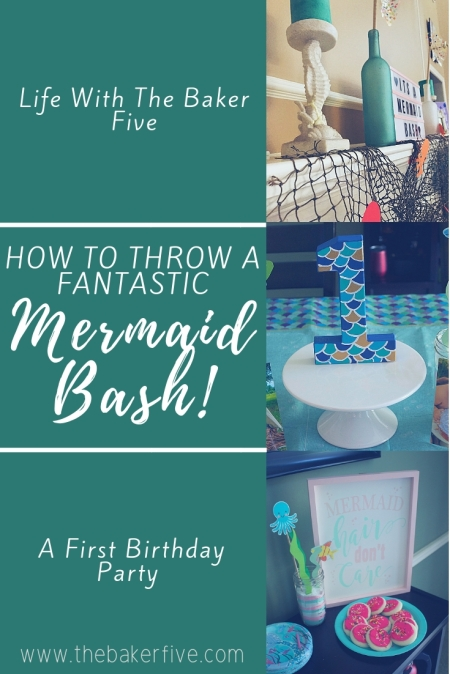 Mermaid Bash